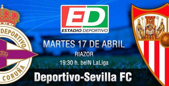 Deportivo-Sevilla FC: Bajo la sombra de la Copa