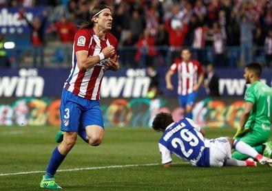 La Real, sólo tres victorias en trece partidos ante el Atlético de Simeone
