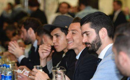 """Setién, la Feria y el estilismo de Mandi: """"Mejor que Ramos, ¿no?"""""""