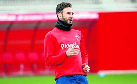 """Miguel Layún aseguró que la final de la Copa del Rey de este sábado es un partido """"para disfrutar""""."""