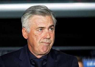 """Ancelotti admite que le """"gustaría trabajar de nuevo"""""""