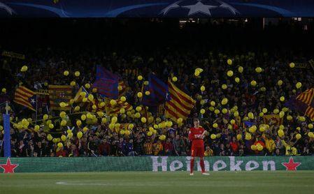 El Barça viaja el mismo día de la final con el apoyo de 24.000 seguidores