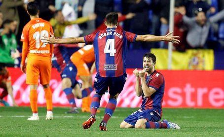 El Levante busca su primera victoria en el nuevo San Mamés tras tres derrotas