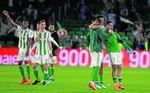 El Betis firma la mejor racha de la historia del fútbol andaluz