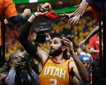 """Rubio fue el """"rey"""" del triple-doble por una noche y enfurece a Westbrook"""