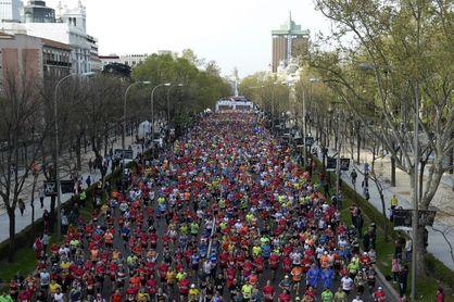 41ª edición del Maratón de Madrid