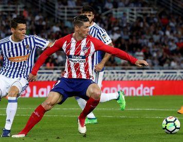 Torres vuelve al once; Griezmann, Koke y Godín, suplentes