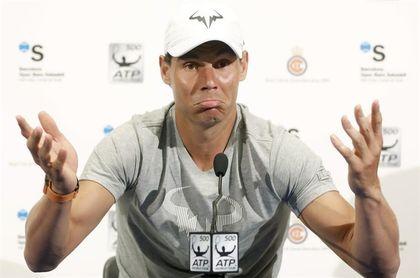 """Nadal: """"Que juegue Djokovic aquí es la mejor noticia posible"""""""