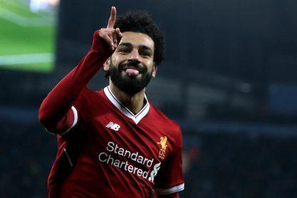 Salah, elegido mejor jugador del año en Inglaterra; Sané, mejor joven