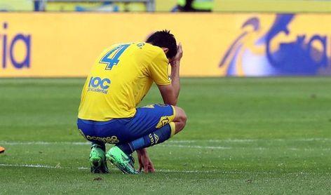 La UD Las Palmas se despedirá de Primera con un nuevo récord de derrotas