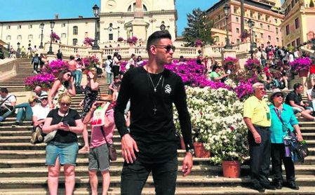 Sanabria viaja a Roma y desata la rumorología