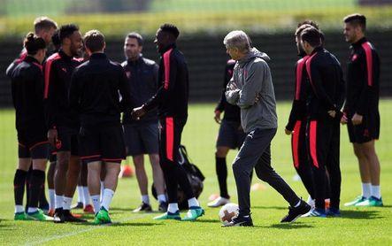 """Wenger: """"Nos enfrentamos al segundo mejor equipo de España"""""""