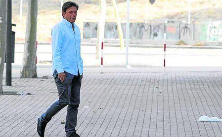 Toni Muñoz, un candidato bien posicionado en Nervión