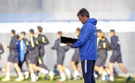 Jose González destaca que el Betis está en un gran momento.