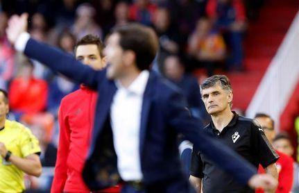 Mendilibar continuará una temporada más en el Eibar