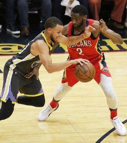 Pelicans dan un aviso a los campeones y Rockets recuperan ventaja de campo