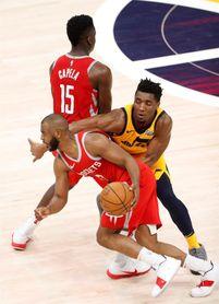 Paul y Durant ponen a Rockets y Warriors a un triunfo de las finales del Oeste