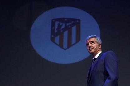 """Gil Marín: """"Hartos de la actitud del Barcelona; Griezmann no está en venta"""""""