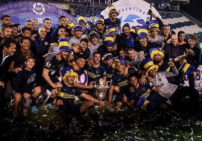 Boca empató con Gimnasia y gana por segundo año la Superliga argentina