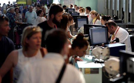 Aeropuertos de Barcelona y Girona operan 275 vuelos privados por la Fórmula 1