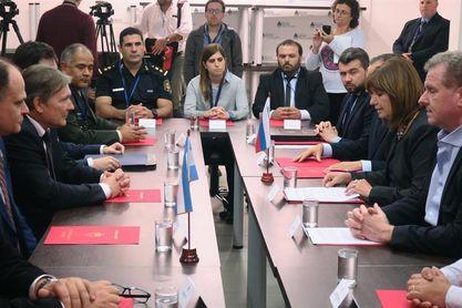 Argentina y Rusia firman un convenio para evitar ultras en Mundial