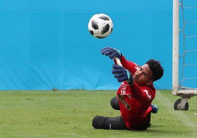 La expectativa por Guerrero marca el tercer día de entrenamientos de Perú en Lima