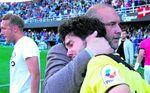 """Marc Domínguez: """"Nadie bajó en el minuto 102"""""""