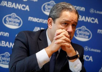 "Tino Fernández: ""Creo que Andone no va a seguir"""