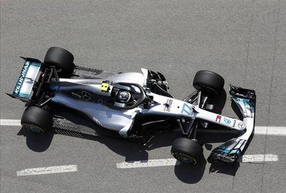 Bottas cierra las dos jornadas de ensayos como el más rápido en Montmeló