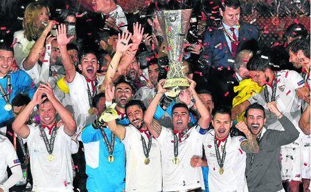 El Sevilla será cabeza de serie