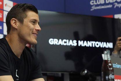 """Mantovani: """"Los mejores años del Leganés están por llegar"""""""