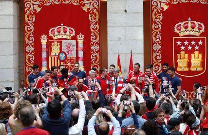 """Garrido: """"Atlético es el equipo que más se parece a la vida"""""""