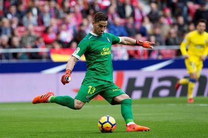 Leandro Chichizola jugará en el Getafe la próxima temporada