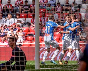 0-1. San Mamés cierra el curso con victoria del Espanyol y pitada al Athletic