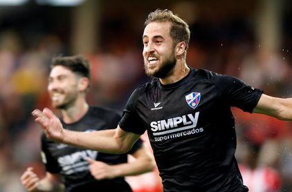 El Huesca logra por primera vez el ascenso a Primera División