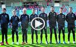 El dron llega al fútbol amateur