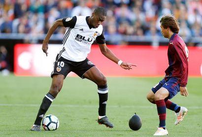 Kondogbia jugará en el Valencia hasta el año 2022