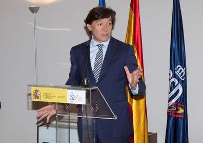 Lete destaca ante la UE el trabajo España para tener selecciones nacionales fuertes
