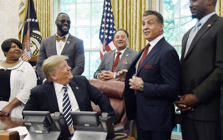 Trump perdona a Jack Johnson, primer campeón afroamericano de peso pesado
