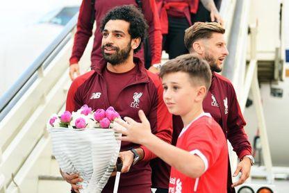 """Salah: """"Ganar la Liga de Campeones sería algo especial"""""""