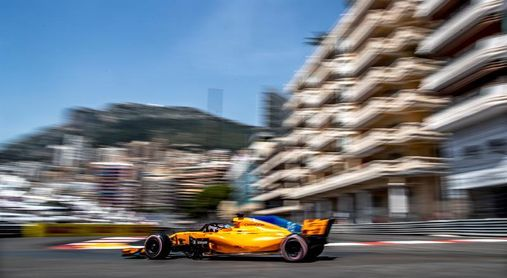 """Alonso: """"Salimos a la crono tirando una moneda al aire y ha ido muy bien"""""""
