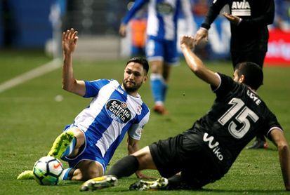 """Andone dice que siempre se dejó """"la piel"""" por el Deportivo"""