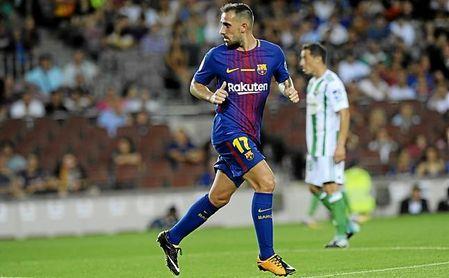 El Barça ya le ha comunicado a Alcácer que debe buscarse equipo.