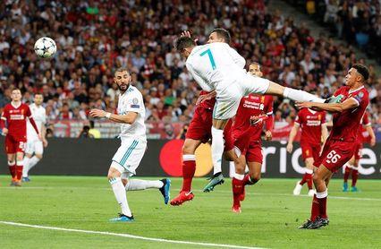 Cristiano logra su quinta Copa de Europa y se sitúa a una de Gento