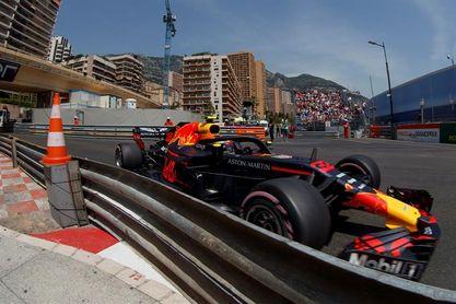 Verstappen (Red Bull) no logra reparar su coche y queda eliminado en la Q1