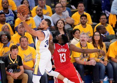 Los Rockets, con la ventaja y sin Paul, se miden a unos Warriors obligados a ganar