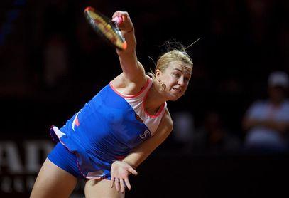 La rusa Pavlyuchenkova logra su primer título del curso