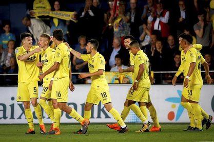 Villarreal ganará una plaza en la tabla histórica de Liga la próxima campaña