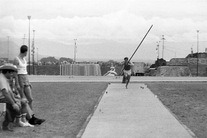 Un fugaz récord olímpico, un reloj de oro y Chavela: los JJOO de Ignacio Sola