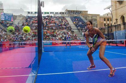 Las Sánchez Alayeto ganan su primer torneo del año tras una épica final en Jaén